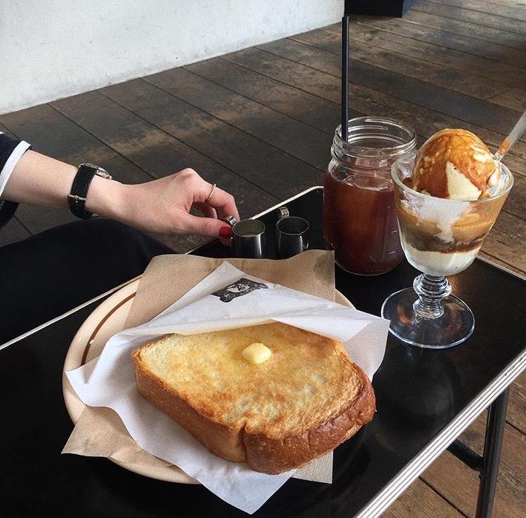 大阪 韓国人観光客に人気のカフェ