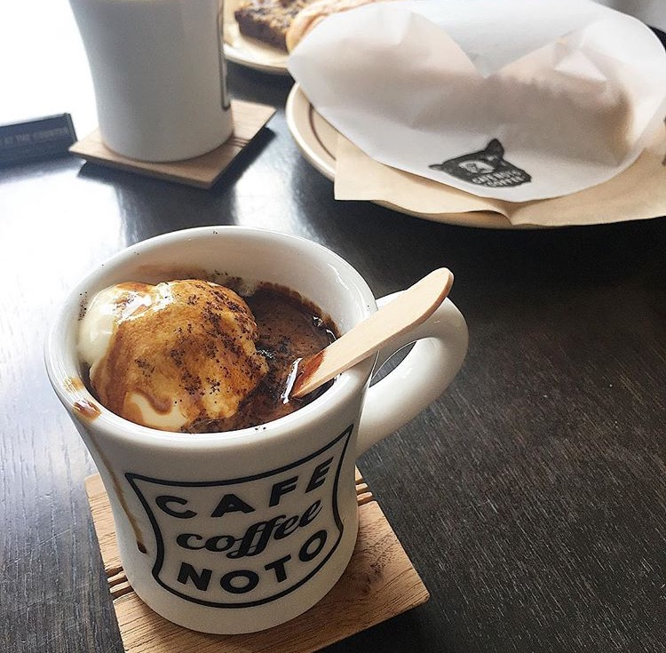CAFE NOTO COFFEE アイスバーグ