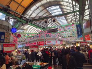 クァンジャン市場