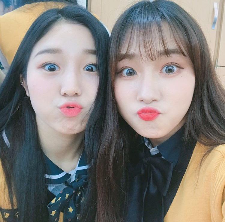 韓国 女子学生