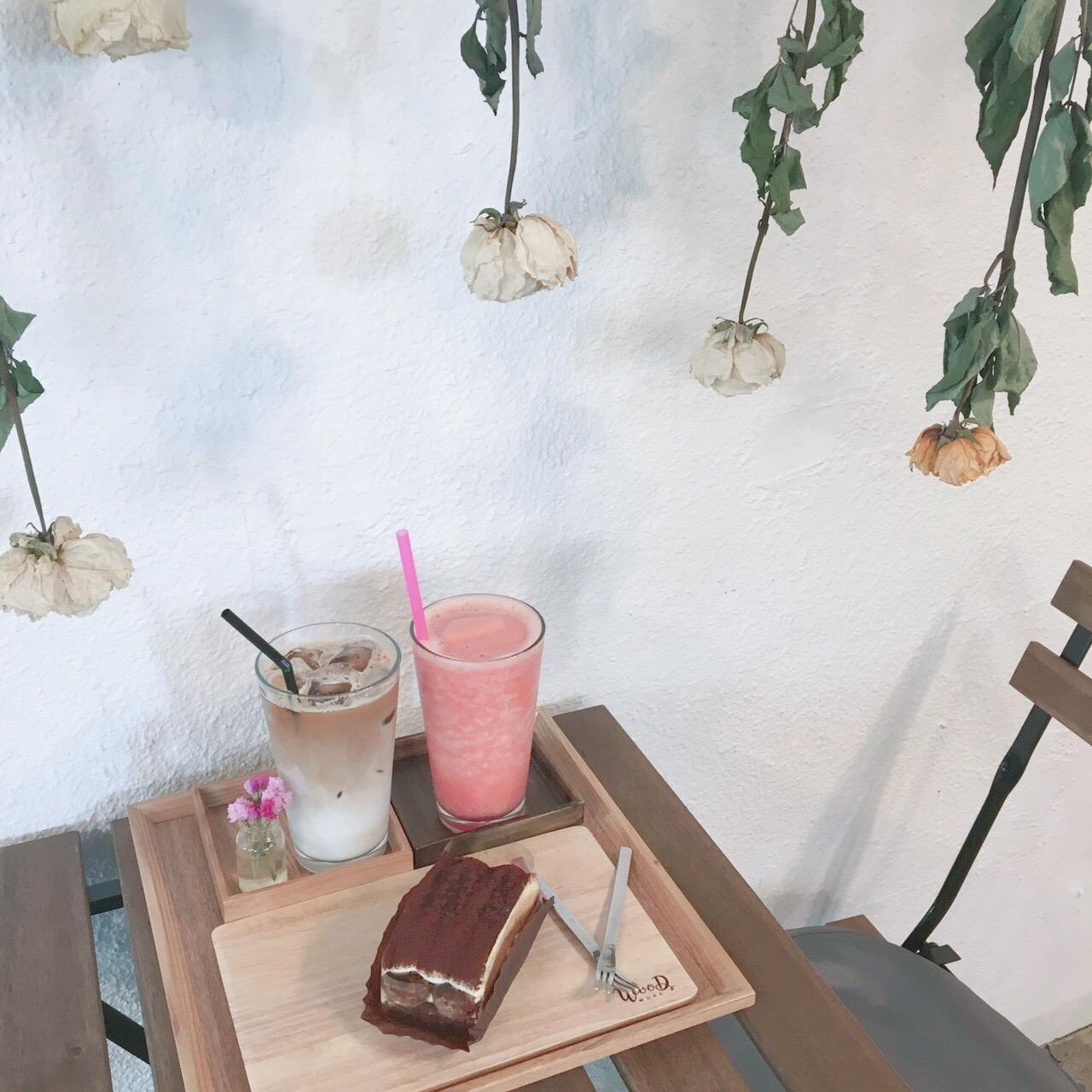 カフェ 飲み物