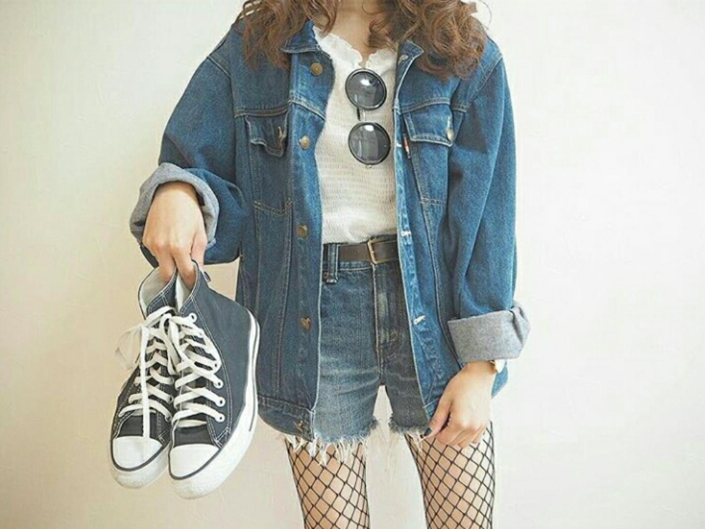服と靴を一緒に