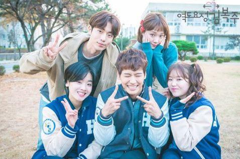 韓国大学生