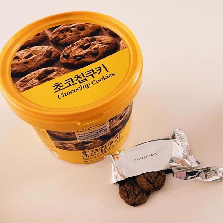 No brand チョコチップクッキー