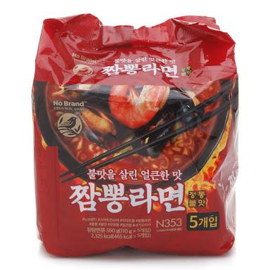 No Brand チャンポン麺