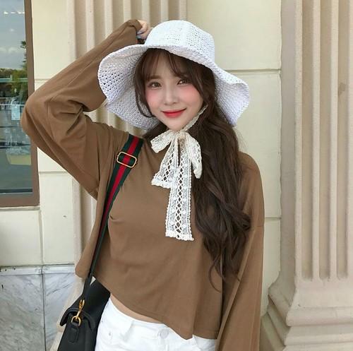 韓国の女の子