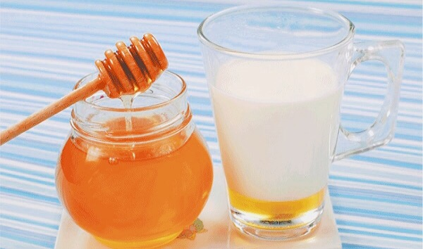蜂蜜&牛乳