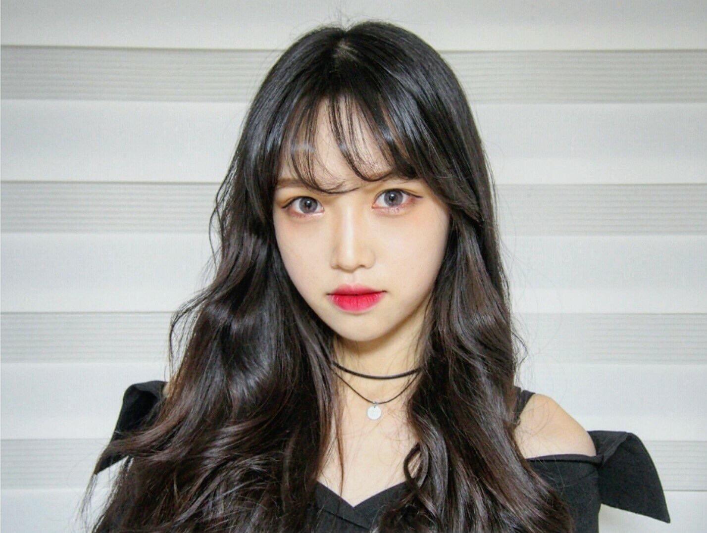 韓国で流行りのヘアアレンジで韓国人っぽくなりたい♡