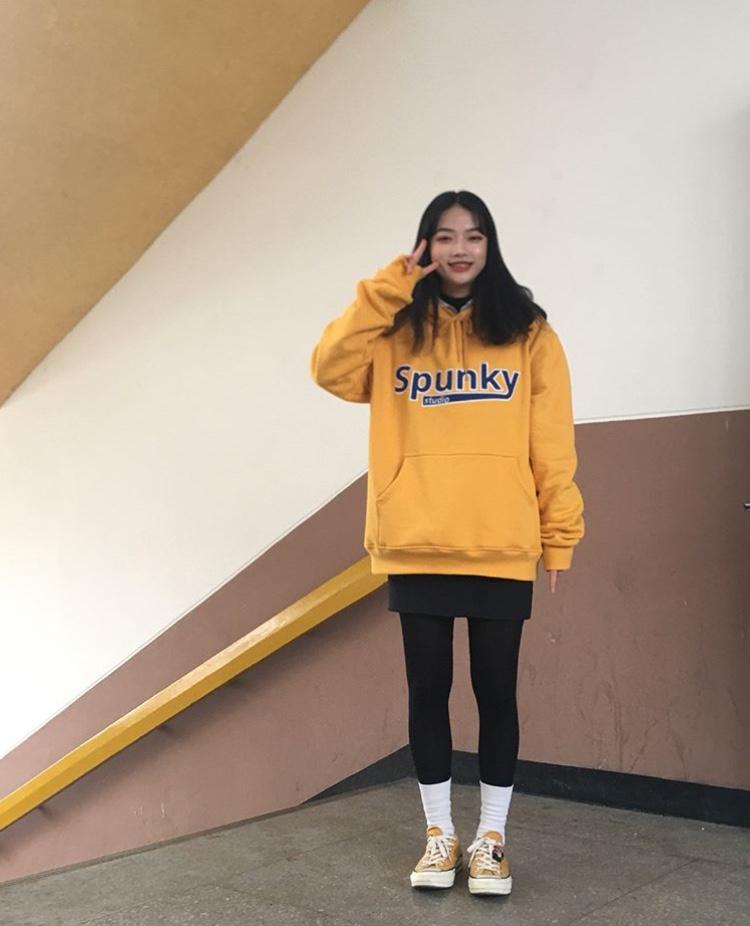 韓国学生 女の子