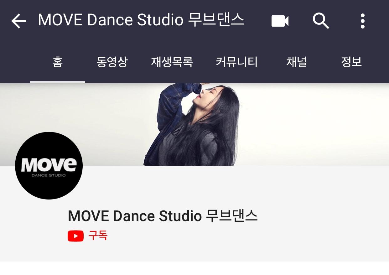 moveチャンネル