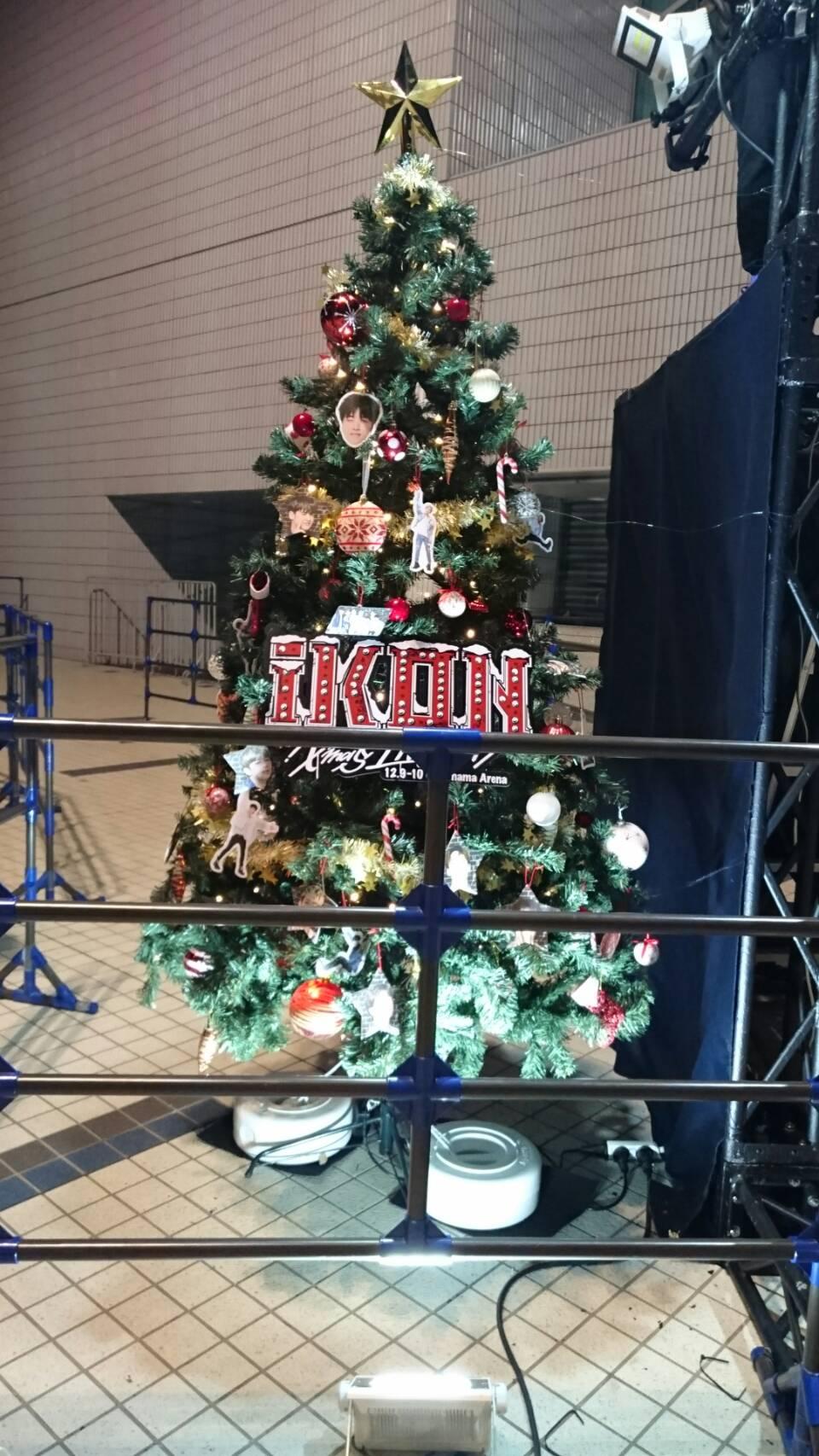 iKON X'masコンサート