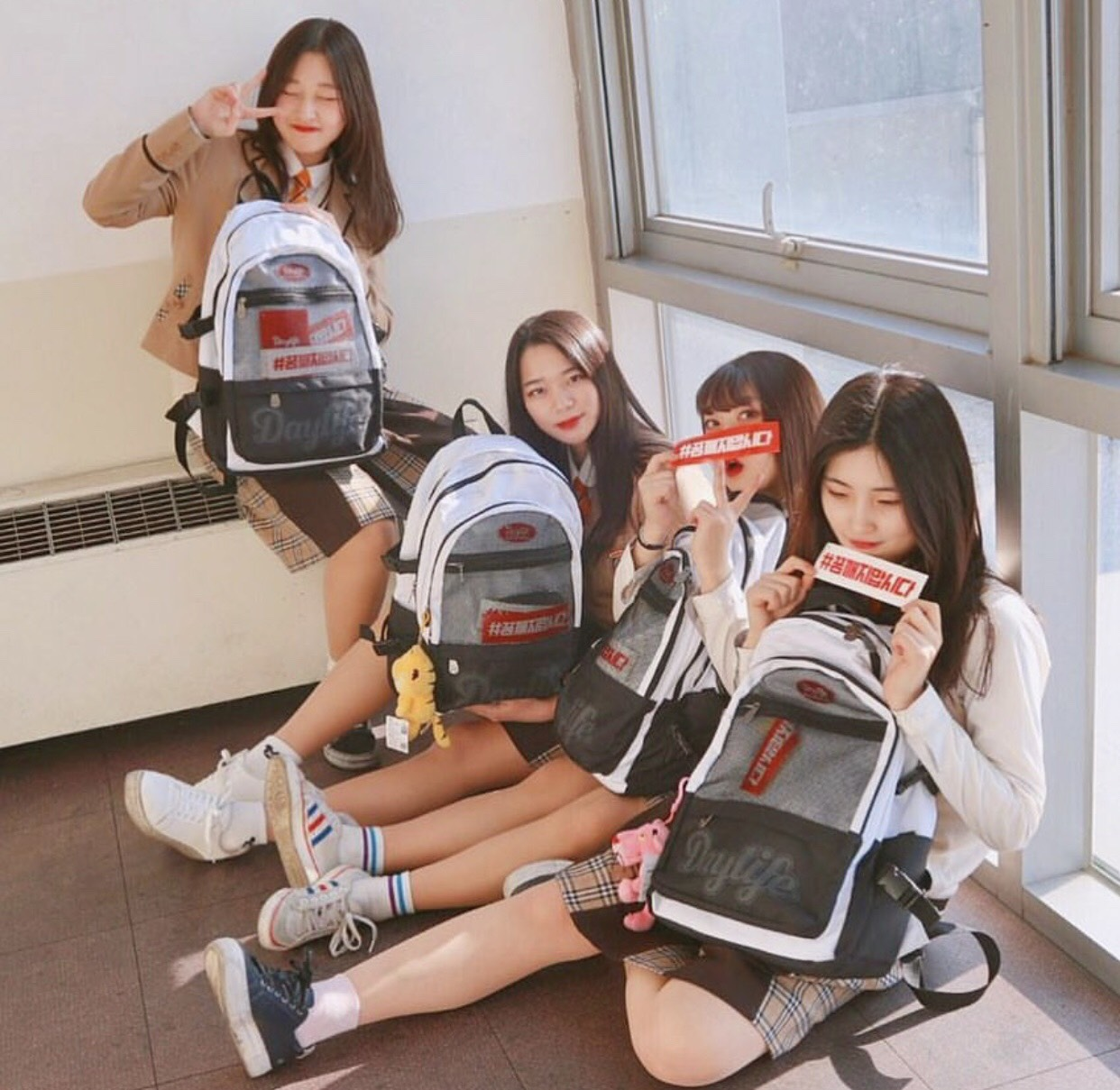 学生集合写真