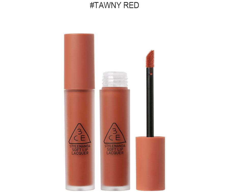 TAWNY RED